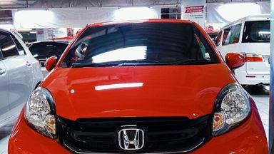 2017 Honda Brio E CVT - Dijual Cepat, Harga Bersahabat