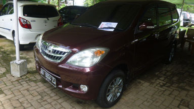 2009 Toyota Avanza E - Dijual Cepat