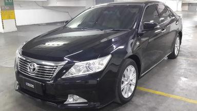 2013 Toyota Camry 2.5 V - Kondisi Mulus Tinggal Pakai (s-0)