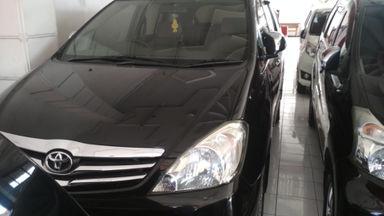 2009 Toyota Kijang Innova V - Unit Bagus Bukan Bekas Tabrak