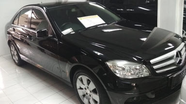 2009 Mercedes Benz C-Class 200 Kompressor - Favorit Dan Istimewa