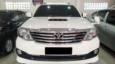 2014 Toyota Fortuner G VNT Turbo - Mobil Pilihan
