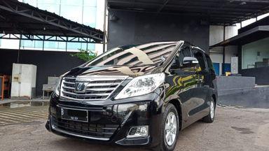 2013 Toyota Alphard 2.4 X IU CBU Builtup - Sangat Istimewa Seperti Baru (s-5)