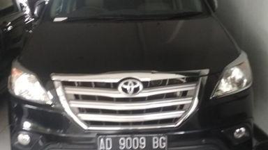 2014 Toyota Kijang Innova G - Terawat