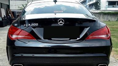 2014 Mercedes Benz CLA 200 . - Mobil Pilihan (s-2)
