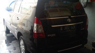 2012 Toyota Kijang Innova G - Bersih Rapi Mulus Pajak Panjang (s-1)