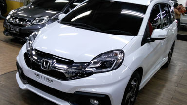 2015 Honda Mobilio rs - Putih mulus langsung gas (s-0)