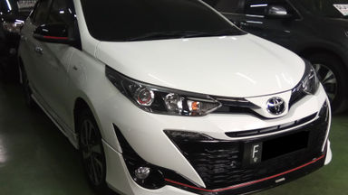 2018 Toyota Yaris TRD - Automatic White Special Condition KM 7000 (s-2)