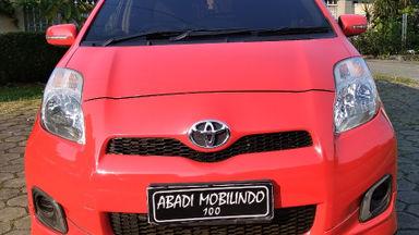 2013 Toyota Yaris E - Warna Favorit, Harga Terjangkau (s-1)