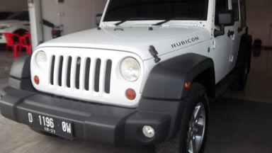 2012 Jeep Wrangler Unlimited Rubicon LWB - Ultimate SUV