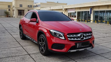 2018 Mercedes Benz GLA 200 Sport AMG Line Facelift - Body Mulus