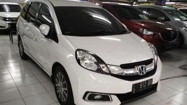 2014 Honda Mobilio E Prestige - Barang Mulus Kredit Tersedia (s-2)