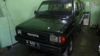 1990 Toyota Kijang super - ORISINIL