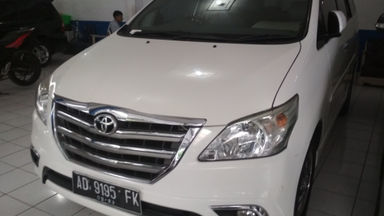 2014 Toyota Kijang Innova 2.4 - Barang Istimewa Dan Harga Menarik