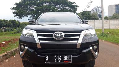 2016 Toyota Fortuner VRZ 4x2 - Istimewa siap pakai (s-10)
