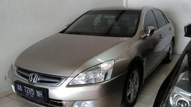 2005 Honda Accord VTL - Harga Istimewa