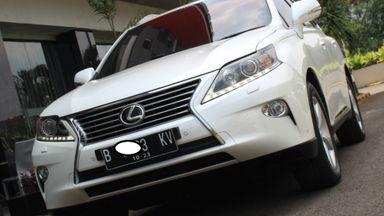 2013 Lexus RX RX - TERAWAT & SIAP PAKAI (s-1)