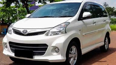 2014 Toyota Avanza Veloz - Mobil Pilihan