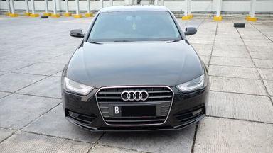 2014 Audi A4 1.8 TSFI - Antik Mulus Terawat mint TDP 85Jt