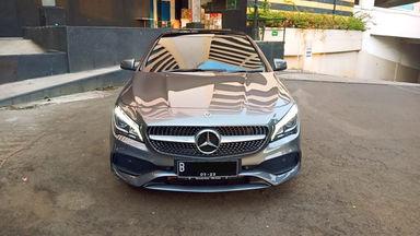 2018 Mercedes Benz CLA 200 Sport AMG - Km Rendah (s-12)