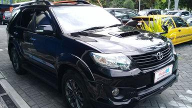 2015 Toyota Fortuner diesel vnt trd - Murah Jual Cepat Proses Cepat (s-0)