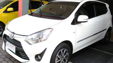 2017 Toyota Agya 1.2 G - Murah Berkualitas
