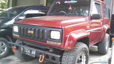 1998 Jeep Compass Turbo - Terawat Siap Pakai