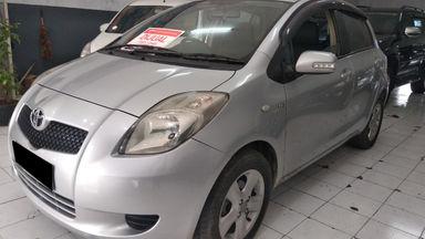 2007 Toyota Yaris E - mulus terawat, kondisi OK, Tangguh