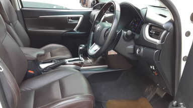 2016 Toyota Fortuner All New VR-Z 2.5 AT - Kondisi mulus tinggal pakai (s-12)