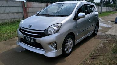 2013 Toyota Agya Trd Sportivo - Good Condition (s-0)