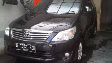 2012 Toyota Kijang Innova G - Bersih Rapi Mulus Pajak Panjang (s-0)