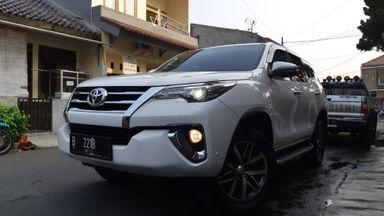 2016 Toyota Fortuner All New VR-Z 2.5 AT - Kondisi mulus tinggal pakai (s-0)