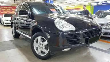 2005 Porsche Cayenne 3.2L - Kondisi Terawat (s-0)
