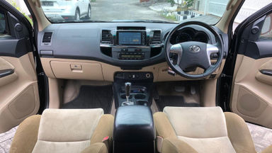 2015 Toyota Fortuner G VNT Diesel Automatic - Pemakaian 2016 Harga NEGO (s-7)