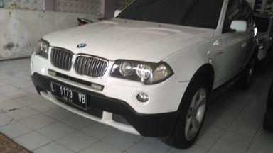 2007 BMW X3 2.5si - Istimewa