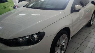 2013 Volkswagen Scirocco 1.4 TSi AT Turbo - Harga Istimewa