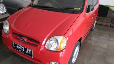 2003 Hyundai Atoz . - Siap Pakai