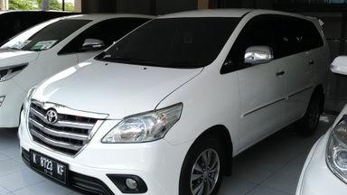 2014 Toyota Kijang Innova 2.5 G - Barang Bagus Siap Pakai