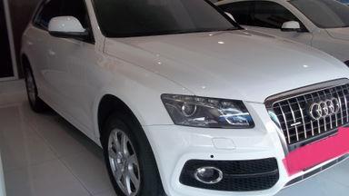 2010 Audi Q5 Quattro - Kondisi prima, siap pakai
