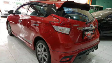 2016 Toyota Yaris TRD S AT - Good Contition Like New (s-3)