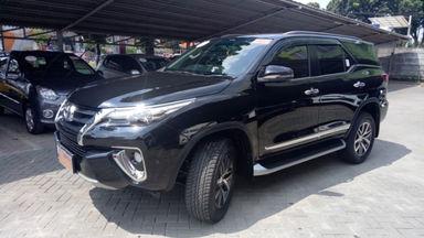2018 Toyota Fortuner VRZ - Unit Istimewa (s-0)