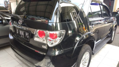 2013 Toyota Fortuner G - Matic Good Condition Harga Murah Tinggal Bawa (s-5)