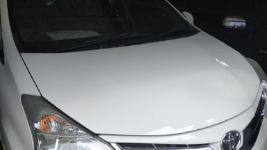 2011 Toyota Avanza G - Mulus Siap Pakai