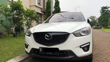 2014 Mazda CX-5 GT - Mulus Pemakaian Pribadi