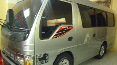 2014 Isuzu Elf Minibus EURO 2 NHR 55 - Mulus Banget