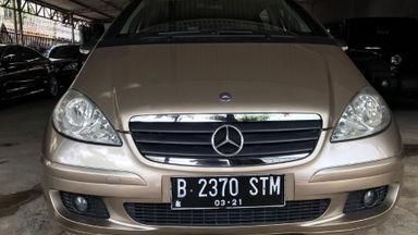 2006 Mercedes Benz A-Class A 150 - Harga Murah Tinggal Bawa