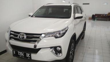 2018 Toyota Fortuner VRS - Mulus Langsung Pakai