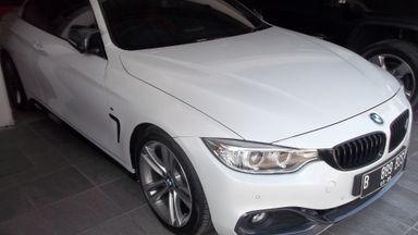 2015 BMW 4 Series 428i Convertible - Barang langka