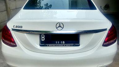 2014 Mercedes Benz C-Class C200 - bekas berkualitas (s-1)