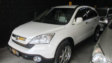 2008 Honda CR-V 2.4 - Dijual Cepat